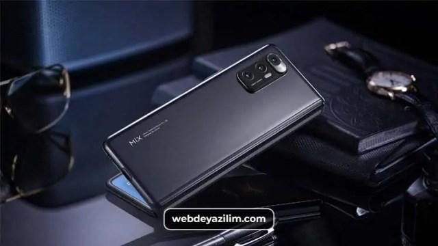 en iyi xiaomi telefonu Xiaomi Mi Mix Fold