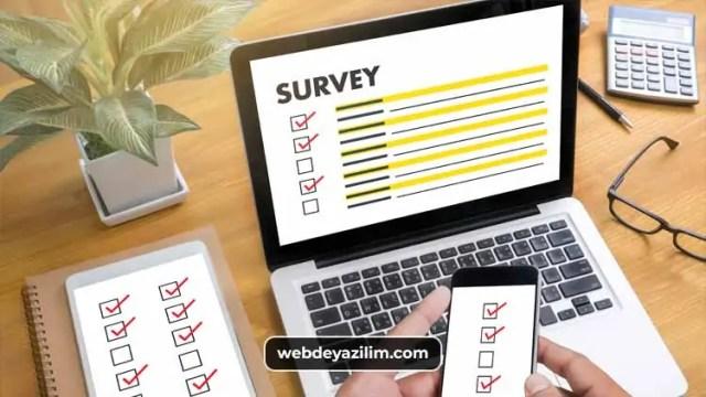Anket Doldurarak İnternetten Para Kazanmak