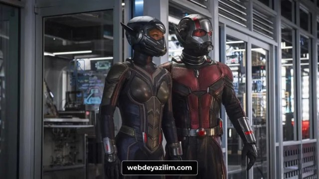 Ant Man ve Wasp