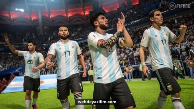 Gerçekçi Futbol Oyunu