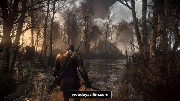 Witcher 3 Oyunu