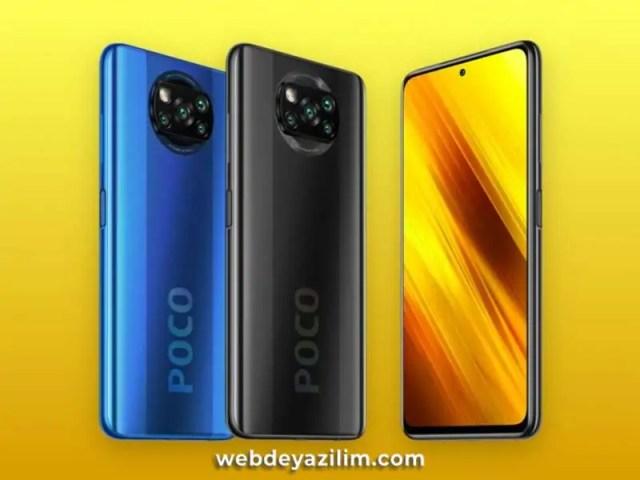 Poco X3 Pro Özellikleri ve Fiyatı - Benzersiz Tasarım