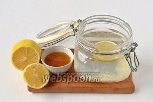 Лимон во время месячных