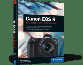 Buch Canon EOS R