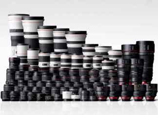 Canon Objektive Vielfalt