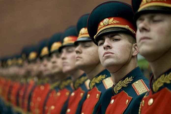 Soldaten Bildbewertung
