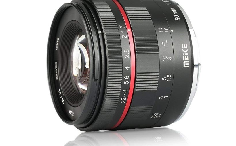 Meike Optics MK 50mm f1.7 für Nikon Z