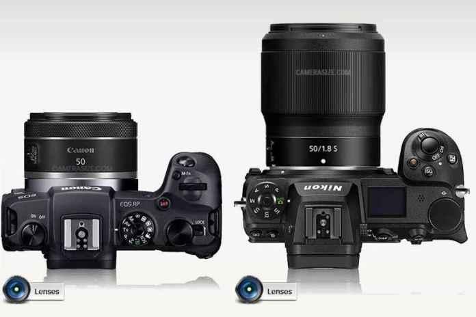 Vergleich Canon EOS RP und Nikon Z7 Umstieg