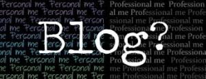 Ofrecer un blog