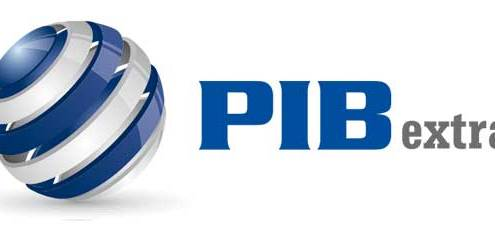 Izrada 3D logotipa za PIB Extra