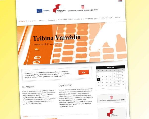 izrada web sjedišta