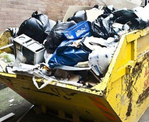 Нужно ли е наемане на контейнери за строителни отпадъци при ремонт?