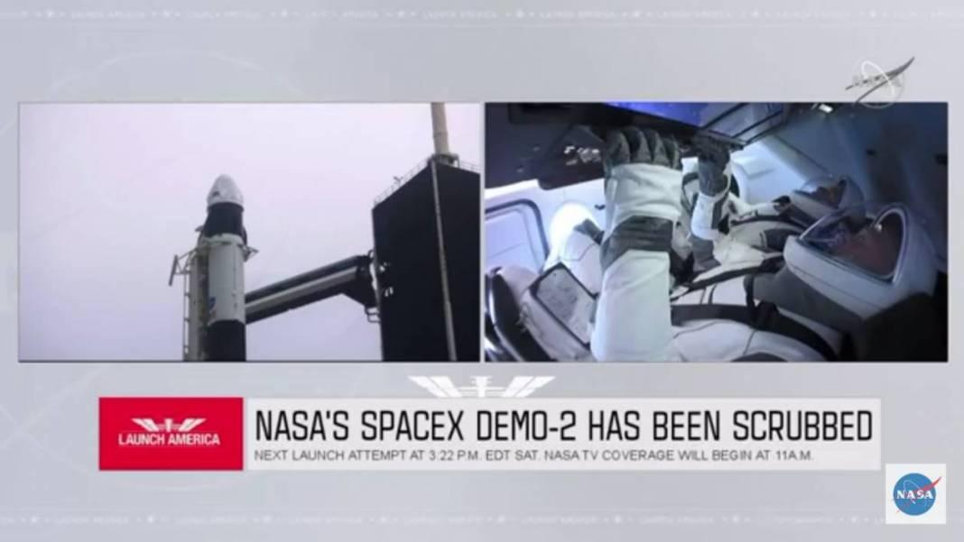 La Celebre Missione Spacex Doveva Passare Storia Rinviata Causa Maltempo V3 448498 1280x720.jpg