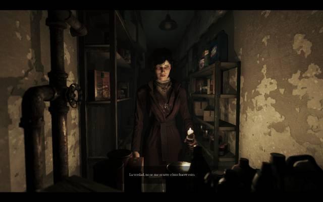 Song of Horror terror Protocol Games Raiser Games survival horror graphic adventure PC Windows Daniel Noyer