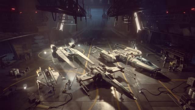 Star Wars: Squadrons, análisis. Un regreso a las esencias