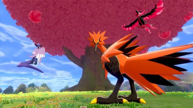 Pokémon Espada y Escudo – Las Nieves de la Corona