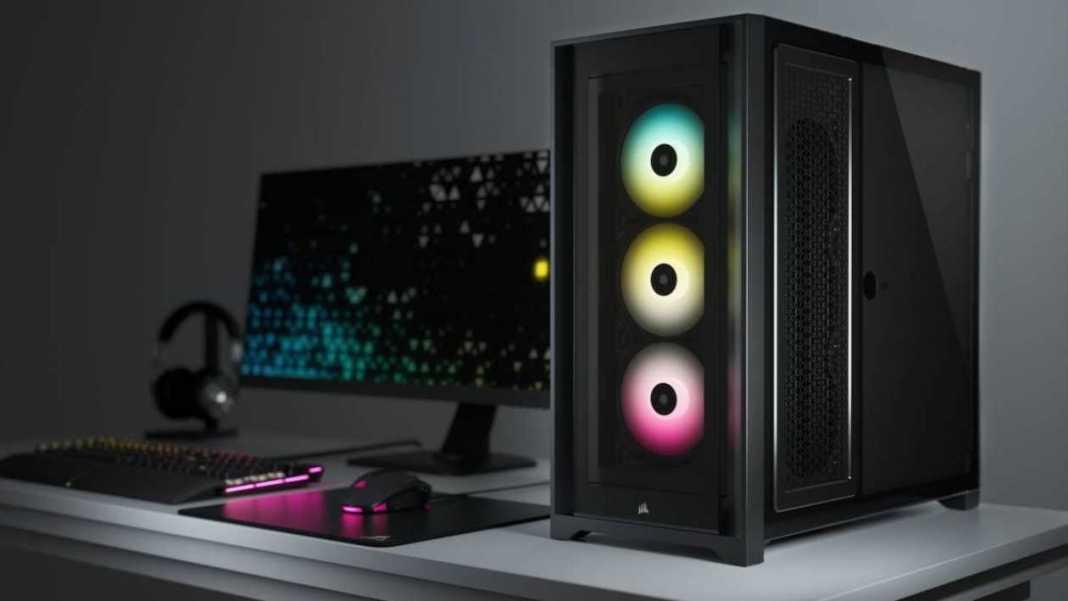 Corsair iCUE 5000X RGB review Review: A sleek, colorful case