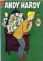 Andy Hardy Comic Book