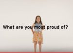 What are you most proud of?