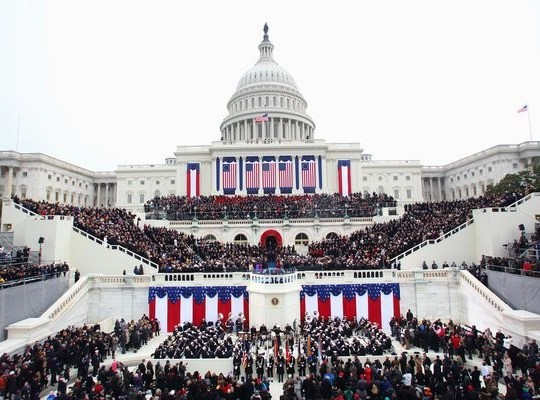 The Presidential Inauguration 2017  %Post Title - %Site Name
