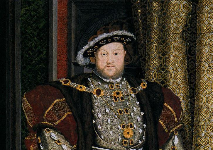 Henry VIII, King Henry VIII, WebEnglish.se