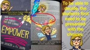 #BookSnaps as Reading Logs