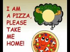 i am a pizza - YouTube