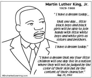 webenglish se calendar martin luther king jr