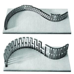 lattice-hinge