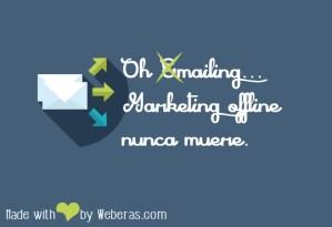 marketing offline