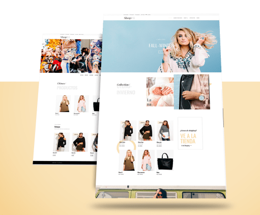 Tienda online de moda