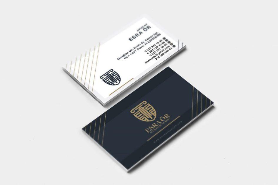 Av.Esra ÖR Logo Tasarım ve Kartvizit Tasarım Çalışması 3 1024x683