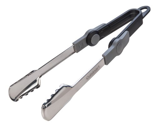Cuisinart CIT-201 Folding Grill Tongs, 15-Inch