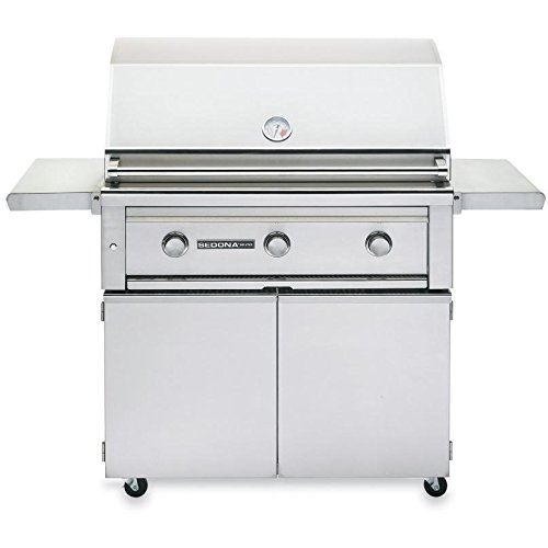 Lynx L600PS Sedona 36-Inch Built-In Propane Gas Grill with Pro Sear Burner