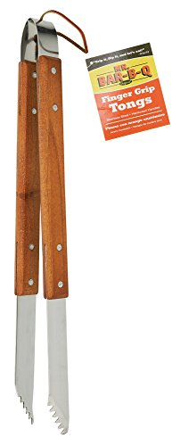 Mr. Bar-B-Q, Inc. 02152X Finger Grip Tongs