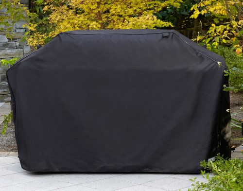 Patio Armor SF40274 80-Inch Premium Mega X-Large Grill Cover, Black