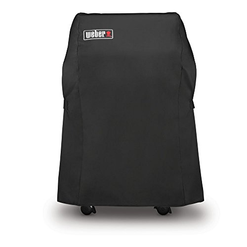Weber 7105 Grill Cover with Storage Bag for Spirit 210 Series Gas Grills