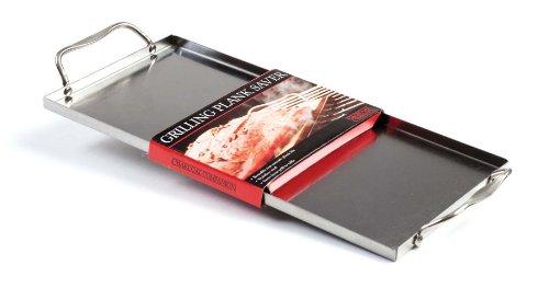 Charcoal Companion CC6037 Plank Saver Tray