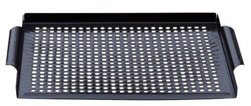 ZenUrban 870005 Premium Nonstick Grill Topper Grid, 16 by 12-Inch