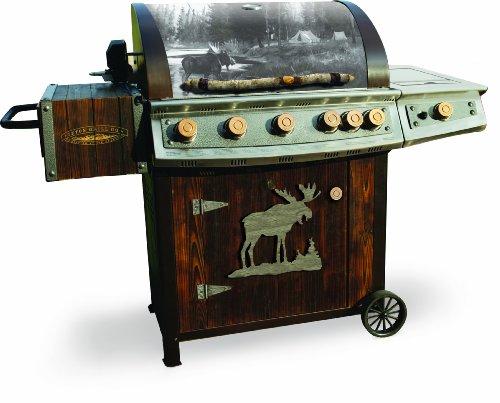 Teton HCC100HG Heritage 7 Burner Gas Grill