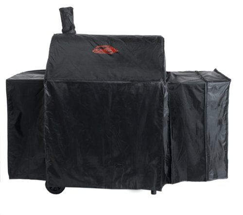 Char-Griller 5555 Grill Cover, Fits 2121, 2828 and all Char-Griller Smokers