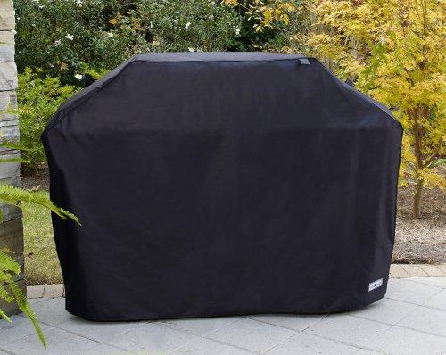 Patio Armor SF40267 55-Inch Premium Small Grill Cover, Black