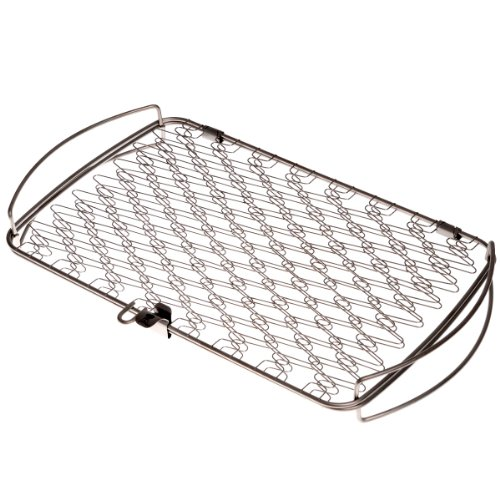 Weber 6471 Original Stainless Steel Fish Basket, Large