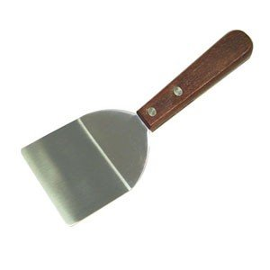 Winco TN32 Blade Flexible Turner, 3.25-Inch by 2.25-Inch