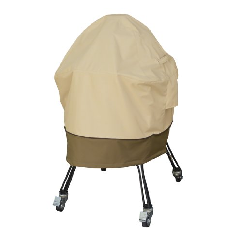 Classic Accessories 55-231-041501-00 Veranda Big Green Egg Grill Cover, Large