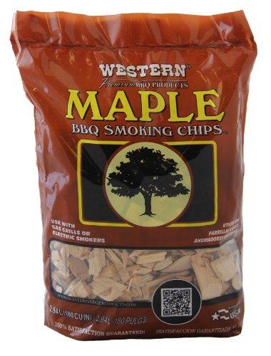 WESTERN 28067 Maple BBQ Smoking Chips