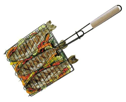 Char-Broil Triple Fish Basket Non-Stick