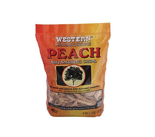 WESTERN 28070 Peach Smoking Chips