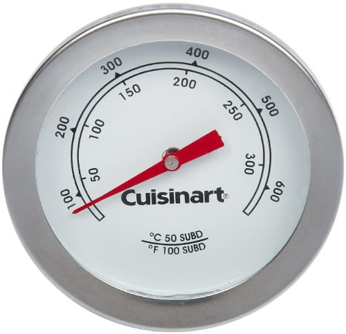 Cuisinart 20011 Replacement Temperature Gauge for CGG-200 All Foods Portable Gas Grill
