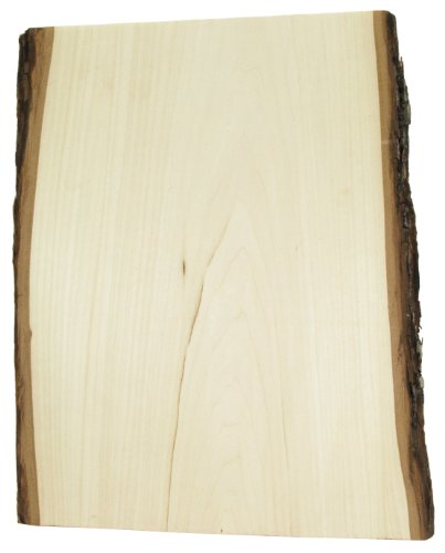 Walnut Hollow Basswood Country Plank, Large